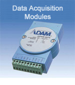 ADAM Data Acquisition Modules